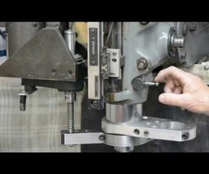 Improvements to a Milling Machine Quill Lock.