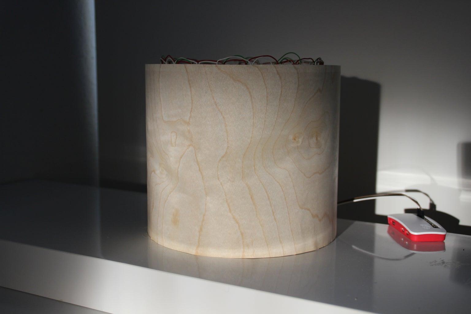 Wooden Veneer Diffusor