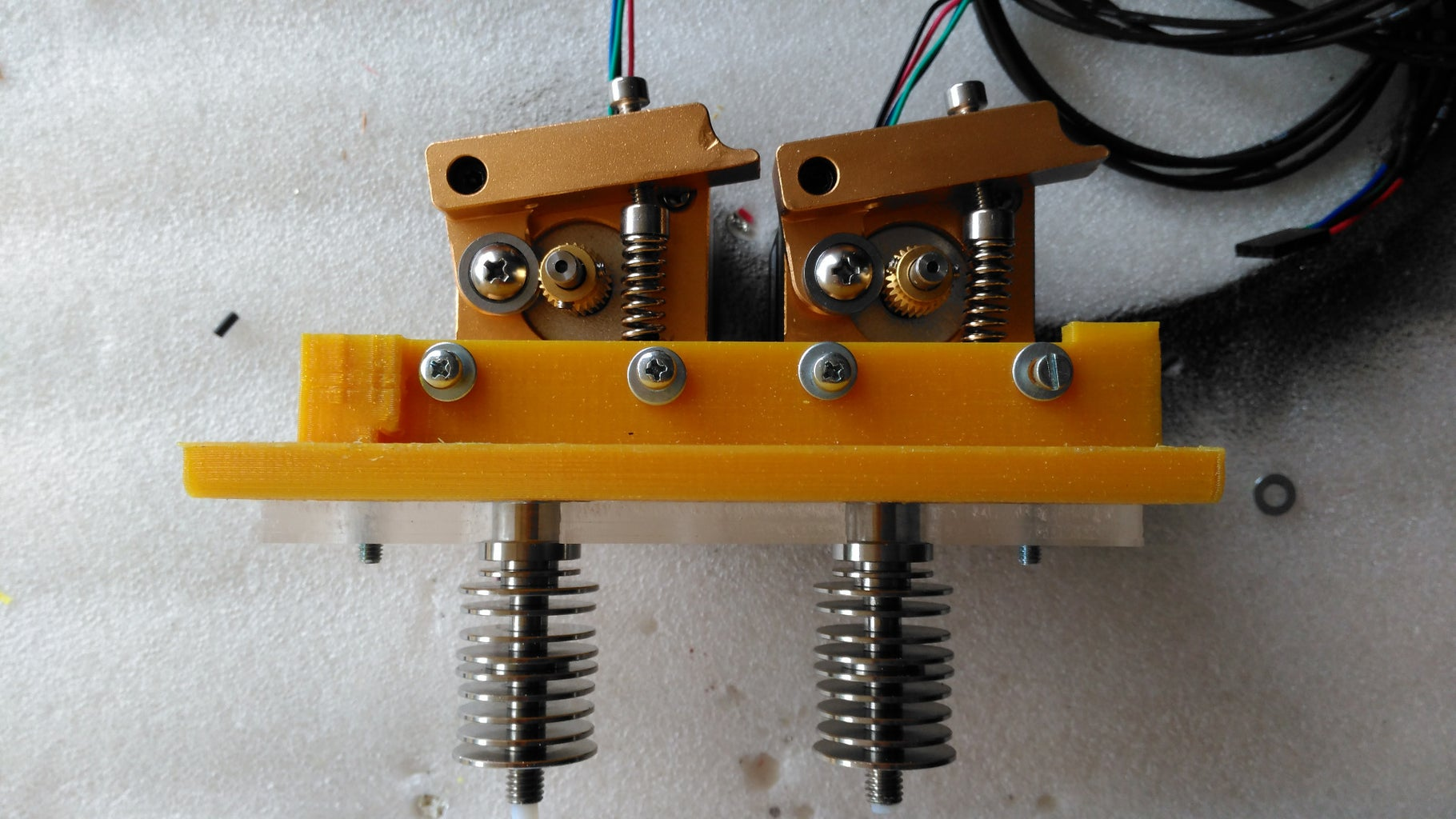 Double Extruder