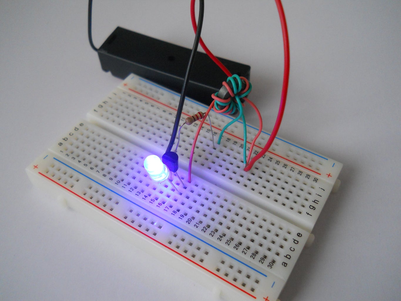 Prototyping on Breadboard and Creating the Inductor