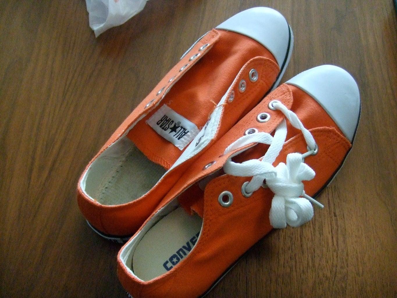Begin Taking Apart the Shoe