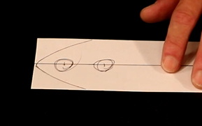 Mark Rivet Holes on Main Body Pattern