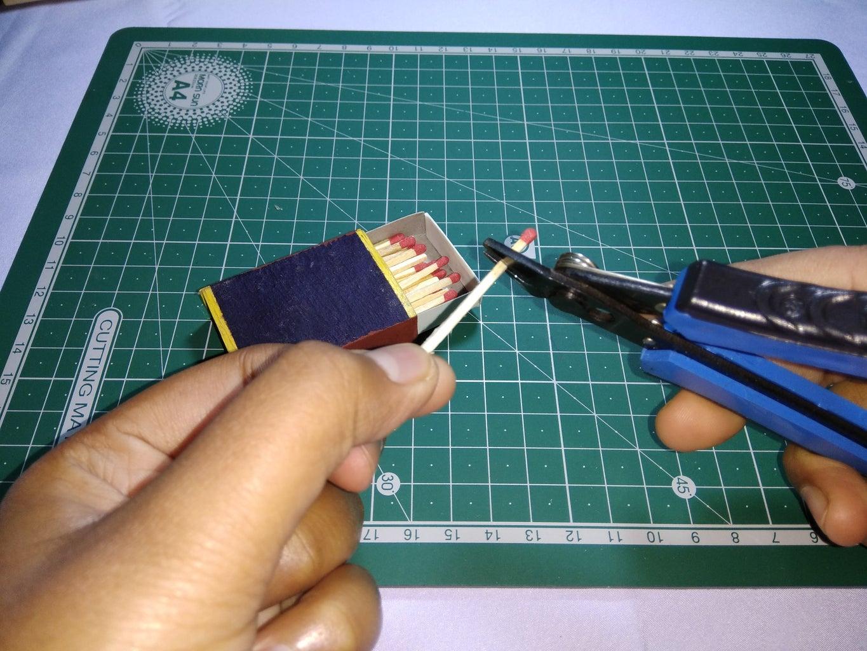 Preparing the Basic Parts.