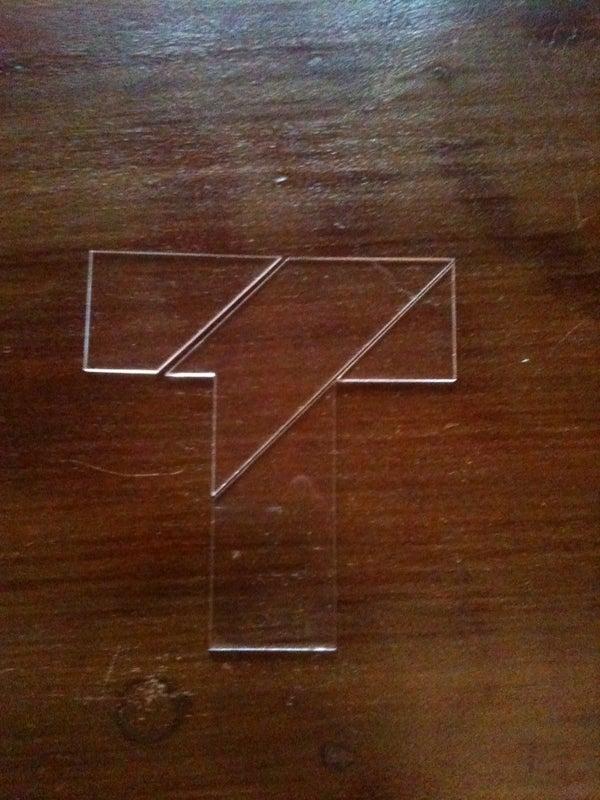 CNC T Puzzle & Pythagorean Square Puzzle