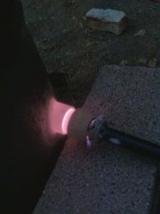 Assemble: Outlet Nozzle