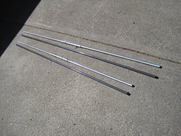 Make Replacement Tent Poles