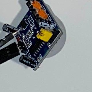 Convert a 5v PIR Motion Sensor to 3.3v for ESP8266
