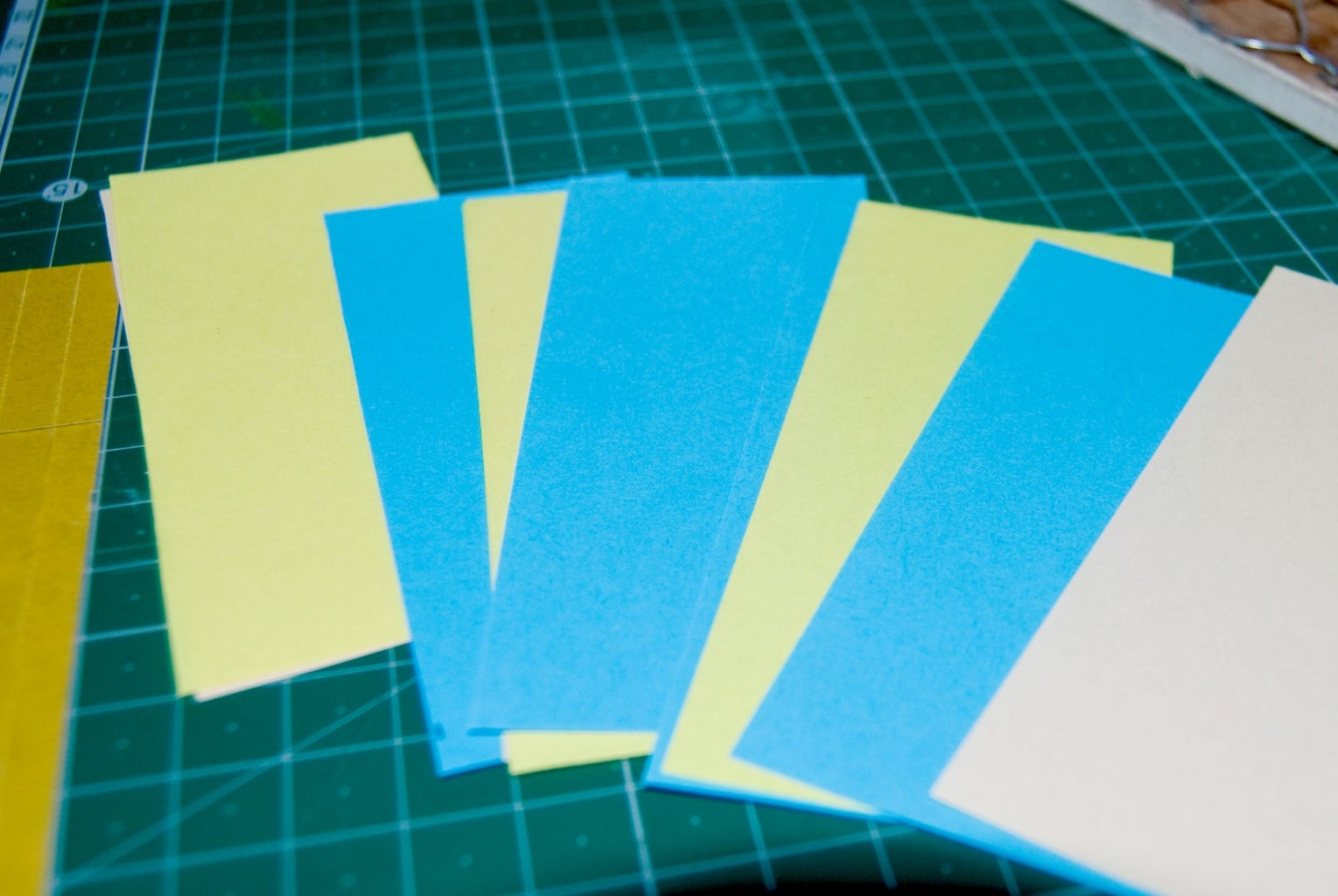 Step 12: the Cards