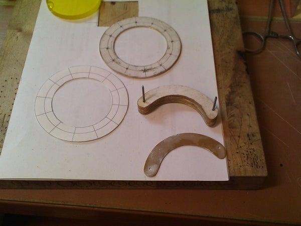 Steampunk Goggles With Iris Diaphragm. Mini-worklog.