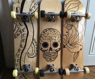 建造自己的滑板