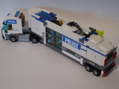 Police Command Center