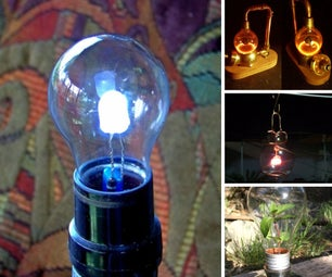 Reuse Those Burnt Out Incandescents!