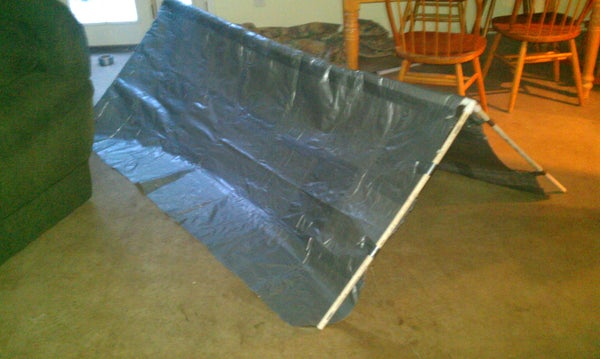 Duct Tape Tent