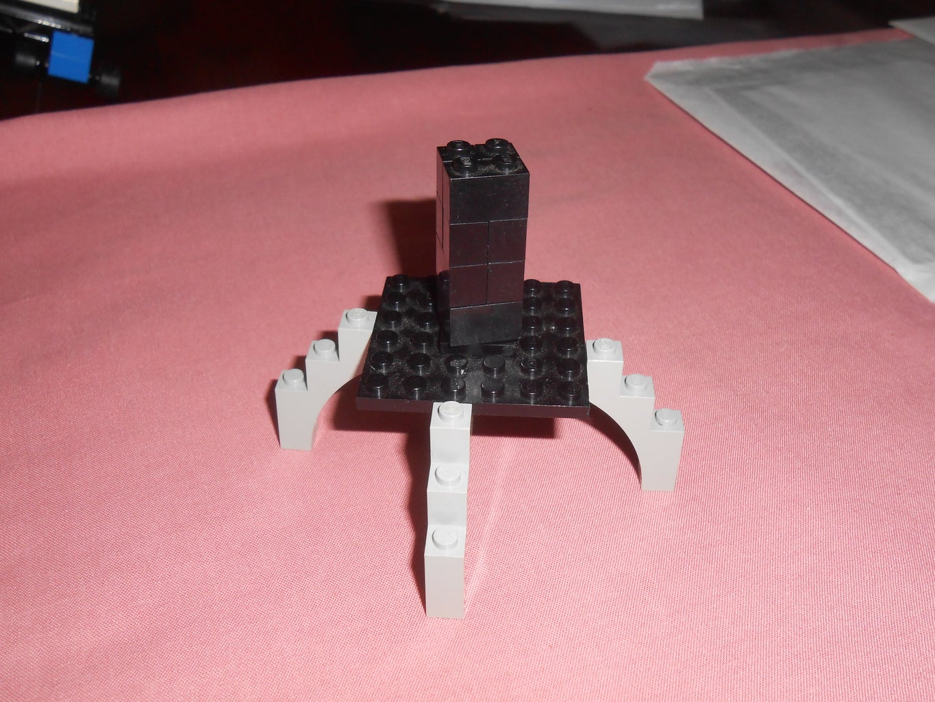 Build the Base of the Spinner