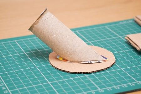 Assembling the Yarn Holder