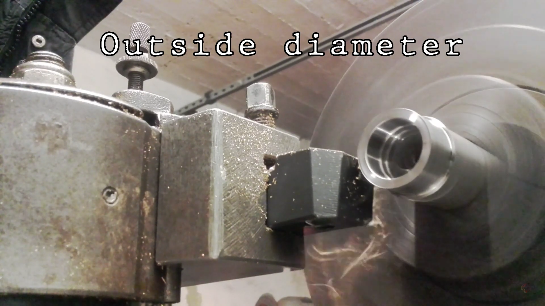 Turn a Stainless Ring Blank