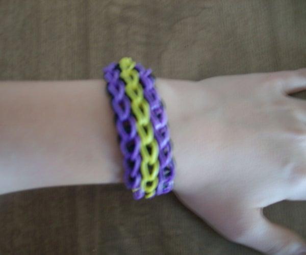 Triple-Single Bracelet