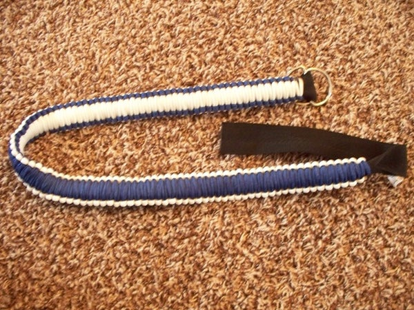How to Make a Survival Paracord Belt Using Only Two Cords!