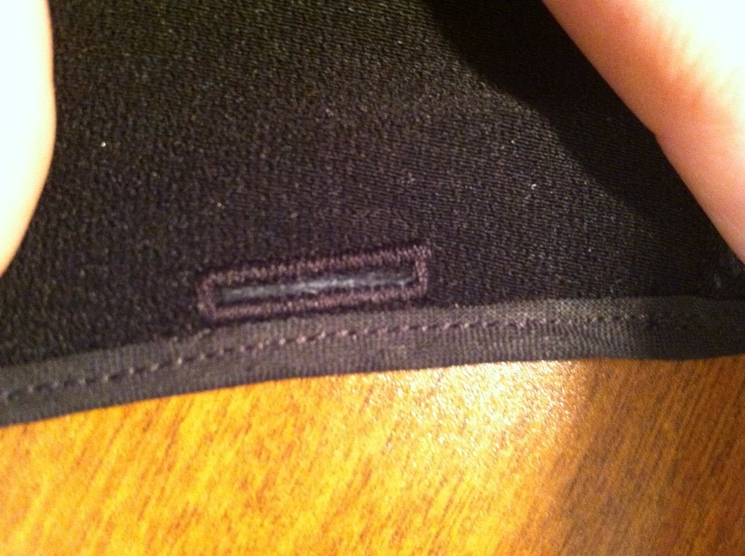 Sewing Your Button Holes