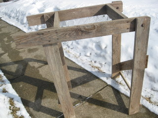 Compost/Soil Sifter