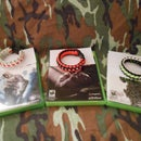 Video Game Inspired Paracord Bracelets