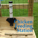 Chicken Feeding Station