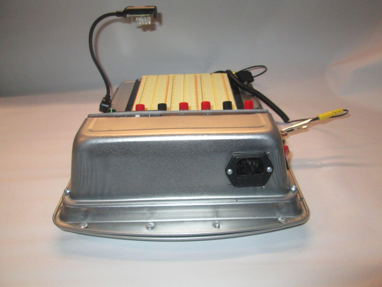 Powered Breadboard Workstation