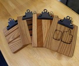 Mini Clipboards