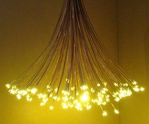 Super Simple Automated LED Wardrobe Lights.
