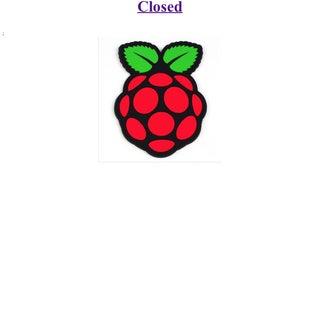 Raspberry Pi 3 Garage Door Opener