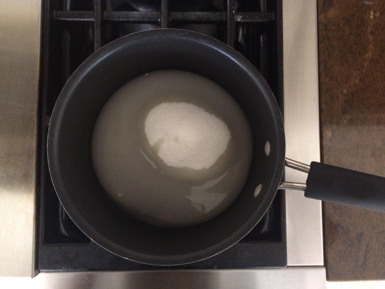 Make Sugar Syrup