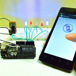 Home Automation Voice Control Using Arduino Uno and Bluetooth