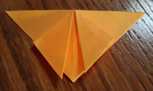 Turn and Fold the Triangle