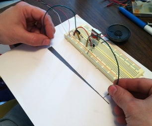 Make Music With Electronics and Drawing