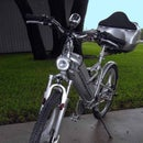 Quick Tip #3 - Quick and easy Motion Activated Bicycle Head light