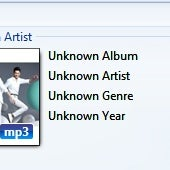 Add Album Art to Mp3 Song