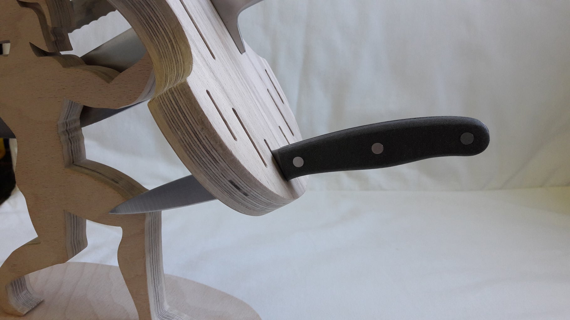 Adjustments for Your Knifes