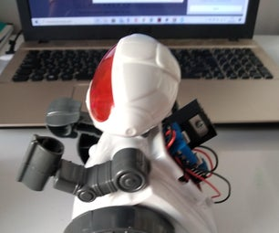 Bluetooth Robot Mio