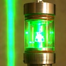 Laser Underwater Beacon