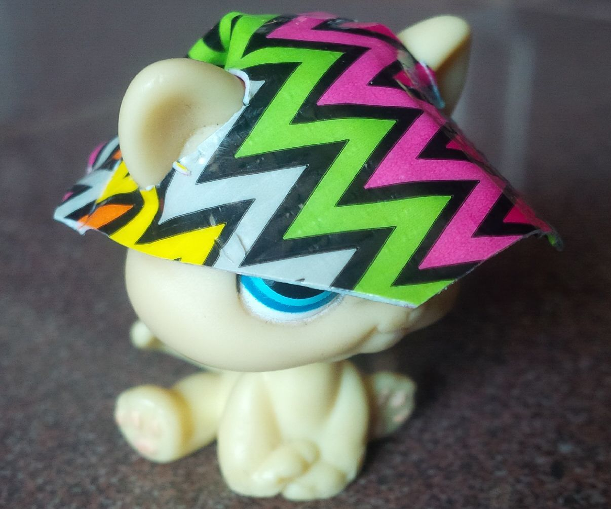 LPS Duct Tape Hat