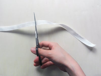 Preparing Ribbon Cable