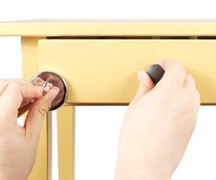 Secret Drawer Lock
