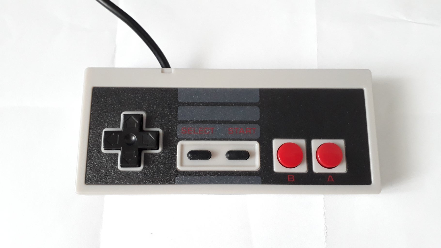 Control by Nintendo NES Controller