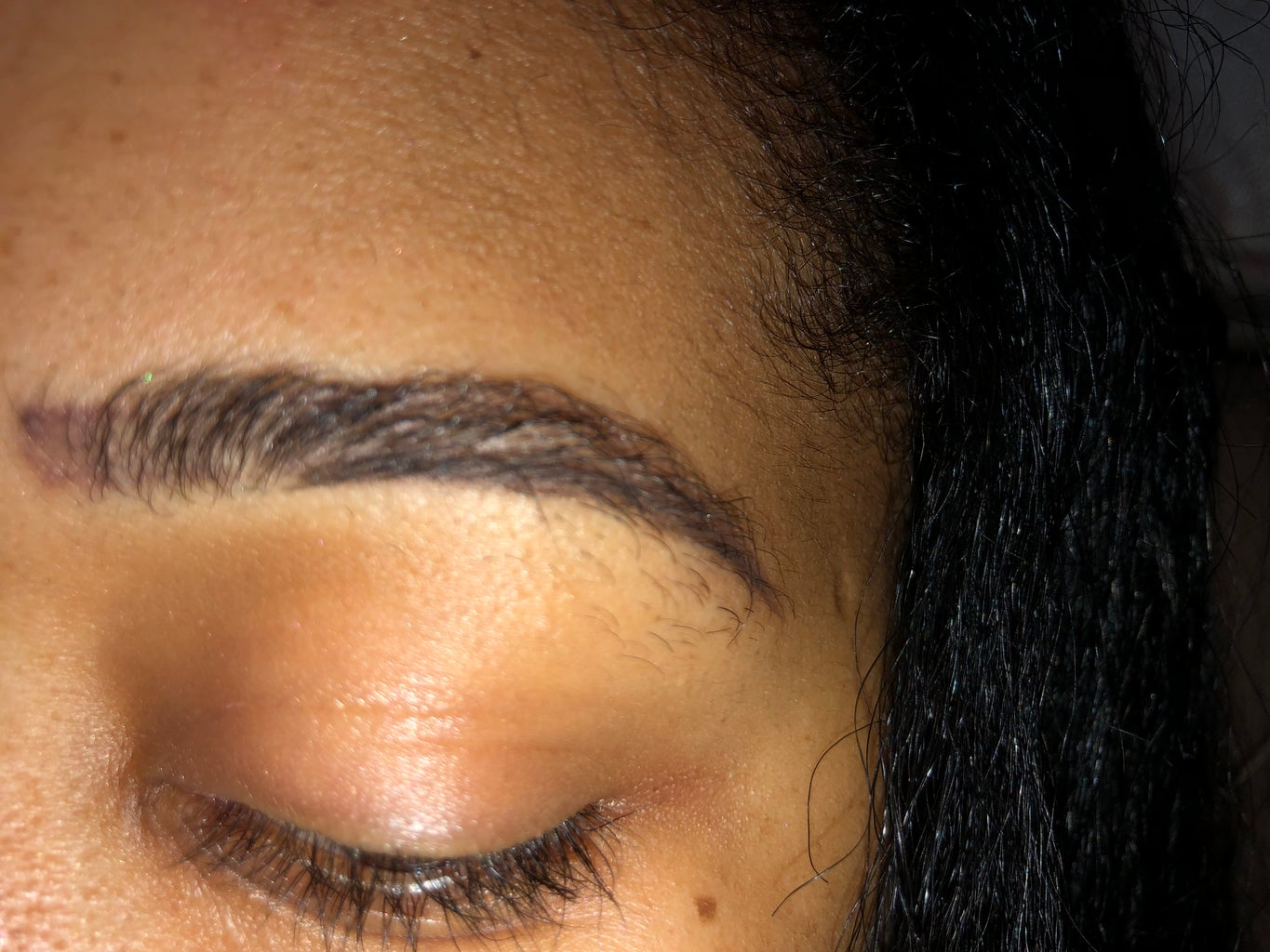 Drawing on Your Eyebrows