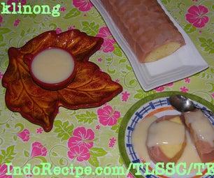 Chocolate Lemon Pudding Cake