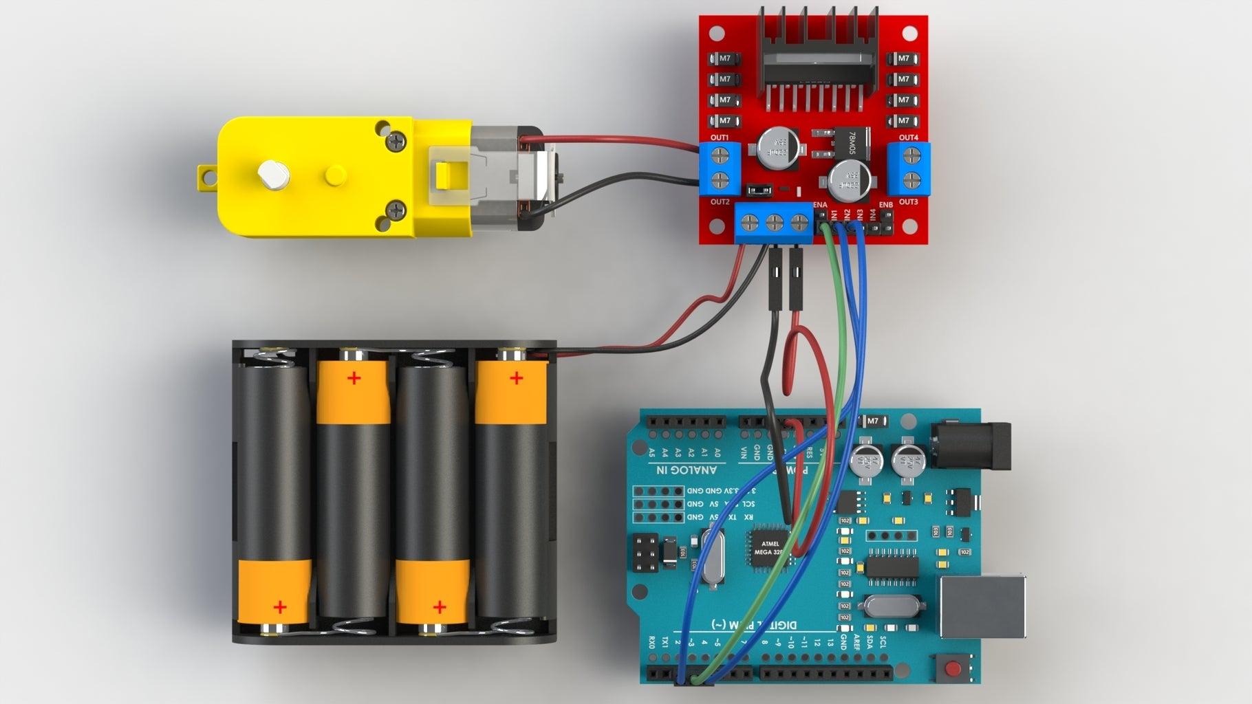 Arduino and PWM