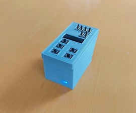 Programmable Arduino Remote Control