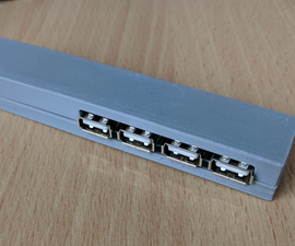 USB Power Hub for DIY Projects
