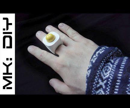 MK: DIY Eggagement Ring