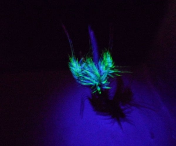 Create Your Own Fluorescent Plant